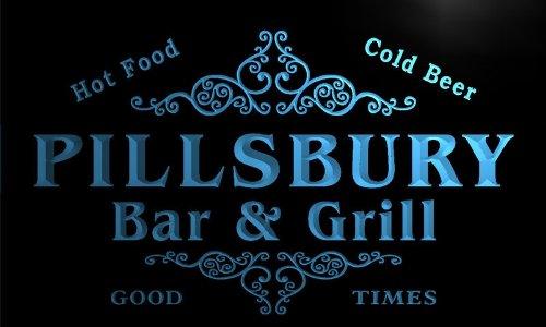 u35141-b-pillsbury-family-name-bar-grill-home-brew-beer-neon-sign-enseigne-lumineuse