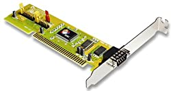 SIIG 1Ser 16550 DB9 ISA Hi Speed Serial Pro I O Hi Irq