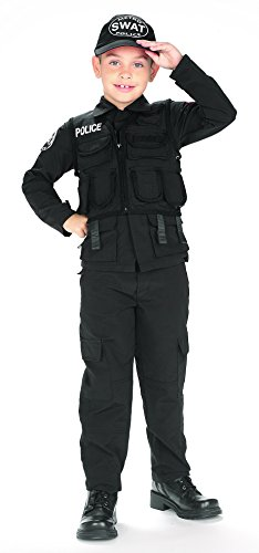 Rubie's Costume Co S.W.A.T. Police Costume, Toddler