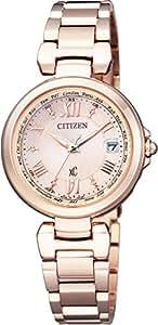 [シチズン]CITIZEN 腕時計 xC クロスシー  Eco-Drive エコ・ドライブ電波時計 HAPPY FLIGHTシリーズ EC1032-54X レディース