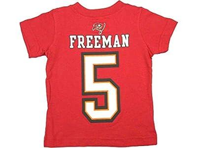 "Tampa Bay Buccaneers ""Josh Freeman NFL Toddler Jersey MD"""