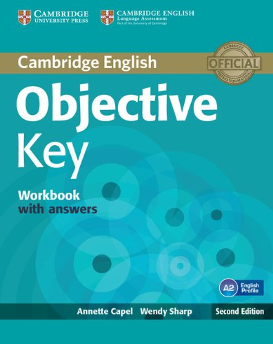 Objective Key 2nd Workbook with Answers