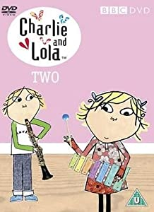 Charlie And Lola - Volume 2 (Digibook Edition) [DVD]