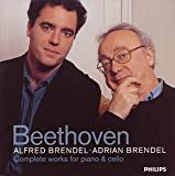 ベートーヴェン:チェロとピアノのための作品全集