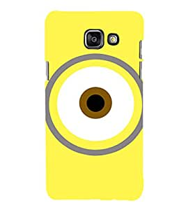 EPICCASE Eye of the minion Mobile Back Case Cover For Samsung Galaxy A7 (Designer Case)