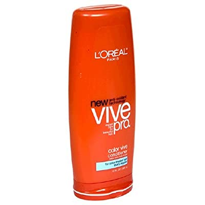 Best Cheap Deal for L'Oreal Paris Vive Pro Color Vive Conditioner, High Gloss, 13 Fluid Ounce from L'Oreal Paris Hair Care - Free 2 Day Shipping Available