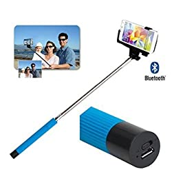 Paracops Selfie Stick With In-Built Bluetooth