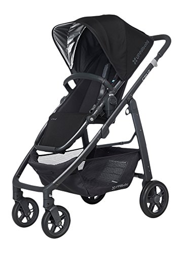 UPPAbaby CRUZ Stroller, Jake (Black)