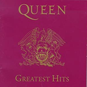 amazon queen greatest hits dvd