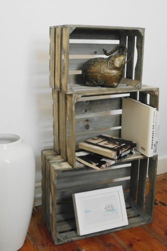 LS-3-Weinkisten-Holzkisten-Holzkiste-Regal-Obstkiste-Blumenkbel-Dekoration-Box-alt