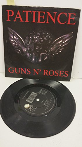 GUNS N' ROSES patience, 7 inch single, GEF 56