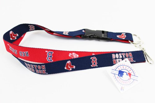 NFL Boston Red Sox Two-Tone Lanyard at Amazon.com