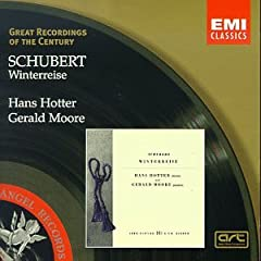 Great Recordings Of The Century - Schubert: Winterreise / Hotter, Moore
