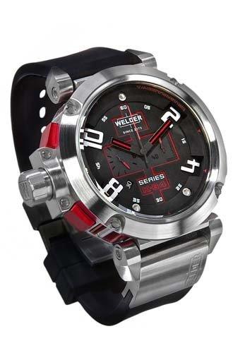[ウェルダ] WELDER  ブランド腕時計 イタリア製 クロノグラフ K34 W2000 【並行輸入品]
