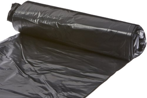 Penny Lane 518 Linear Low Density Can Liners, 43 x 47, Black (Case of 100)