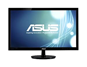 ASUS VS228H-P 22-Inch Full-HD 5ms LED-Lit LCD Monitor