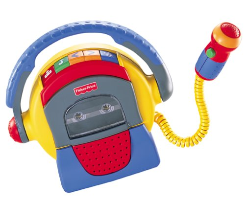 Fisher Price Tuff Stuff Tape Recorder