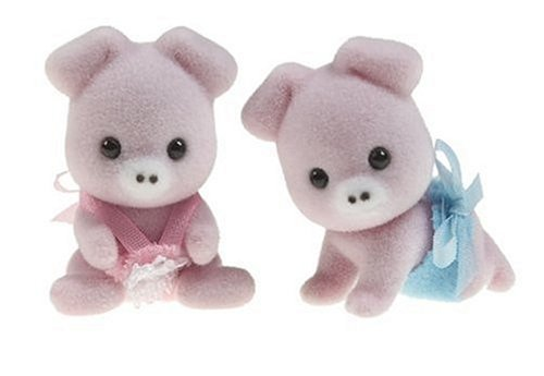 Calico Critters: Pigglywink Pig Twins