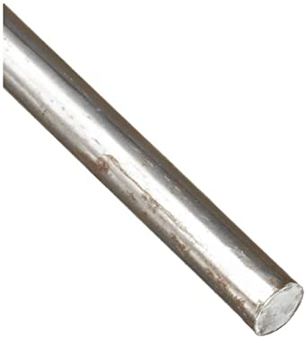 Carbon Steel 1018 Round Rod, Cold Finished, ASTM A108