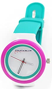 BOBBIE SILICONE UNISEX JELLY WATCHES FUNKY COLOURS 2014 FASHION WATERPROOF