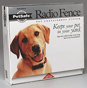 Petsafe Rf-3004w-11 Radio Fence With Wire & Flag by PetSafe