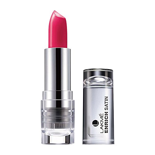 Lakme Enrich Satins Lip Color, Shade P149, 4.3 g