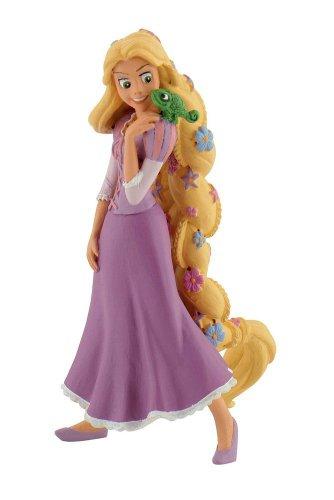 Bullyland 12424 - Walt Disney Rapunzel - Raperonzolo con Fiori