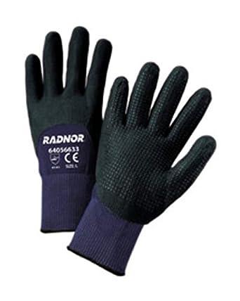 Sale 64056634 Radnor Black Nylon Microfoam Nitrile 3/4 Coated Work