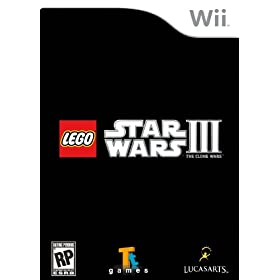 Lego Star Wars III: The Clone Wars: Nintendo Wii