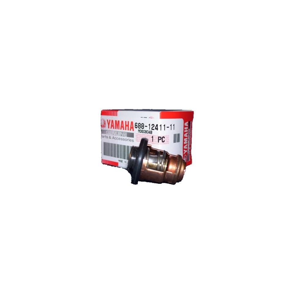 OEM Yamaha 2 Stroke Outboard 25,30,75,80,90 Thermostat 688 12411 11 00