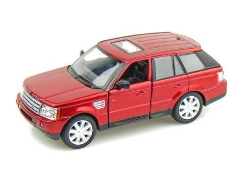 Range Rover Sport 1/38 Red