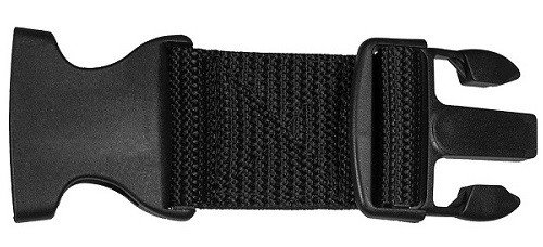 Dogline N0260 5 in. Multipurpose Dog Harness Strap Extender, Small & Medium (Harness Extender compare prices)