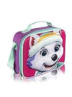 Paw Patrol Bolsa porta alimentos Portameriendas Térmico 3D Patrulla Canina Everest (Rosa)