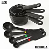 HPK REGISTERED BRAND BOX PACKED Measuring Cups and Spoons set of 8 pcs brand hpk