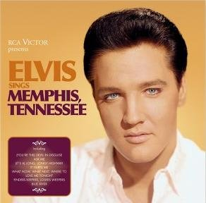 Elvis Sings Memphis, Tennessee back-219683
