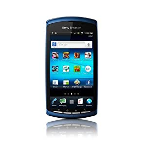 Sony Ericsson Xperia PLAY 4G R800a Unlocked Phone with Android 2.3, 5MP Camera, GPS and Wi-Fi - Stealth Blue U.S. Version