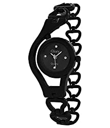 Rana Watches Women's Analogue Black Dial Watch - RWGlory