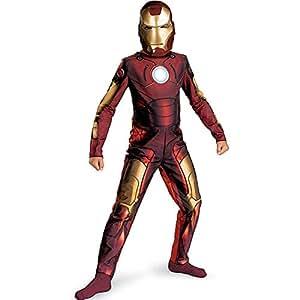 Disguise Iron Man Quality Kids Costume