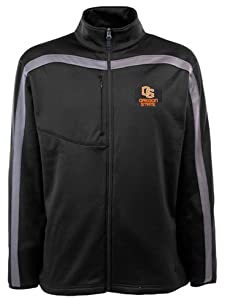 Oregon State Viper Full Zip Performance Jacket by Antigua