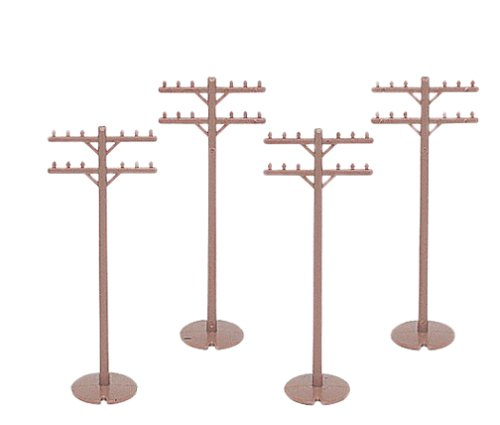 Bachmann Trains Telephone Poles