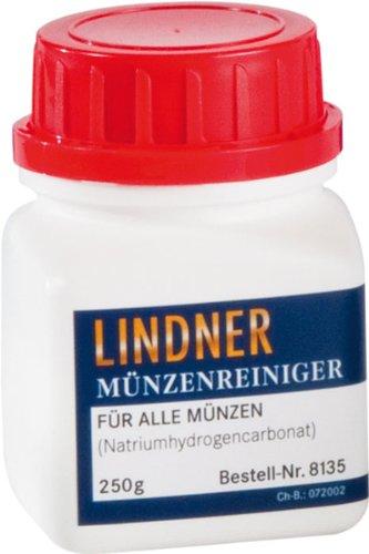 munzen-reinigungsmittel-auf-natron-basis-lindner-8135-250-g-pulver-fur-alle-munzen-biologisch-abbaub