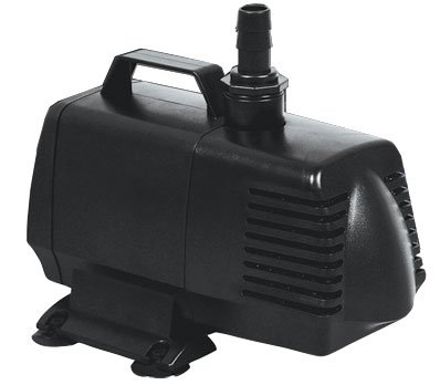 EcoPlus 728315 Eco 633 Submersible Pump, 594GPH