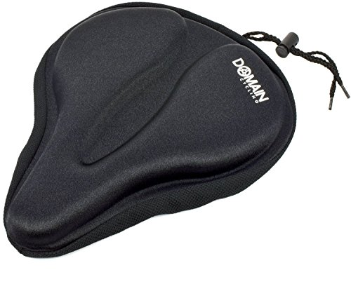 Large Bicycle Gel Seat Cover 11.5