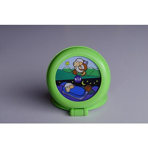 Kid'Sleep Globetrotter Clock front-213943