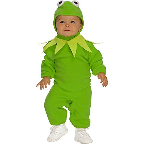 Kermit the Frog Toddler Costume - Toddler