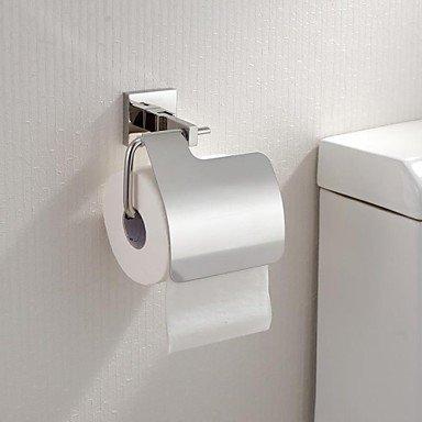 Wck 304 in acciaio inox 3 pezzi accessori da bagno anello set di asciugamani e porta scopino e - Amazon porta asciugamani bagno ...