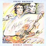 Highly Strung by Steve Hackett [Music CD]