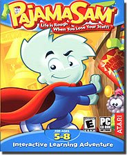 Pajama Sam Life is Rough When You Lose Your Stuff (PC)