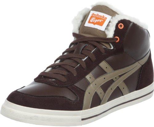 Onitsuka Tiger Aaron Mt, Sneaker uomo marrone Size: EU 40 (US 7)