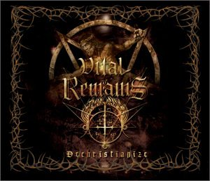 Vital Remains-Dechristianize-2CD-Reissue-2012-BERC Download